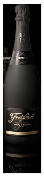 Wino Wednesday: Black Bottle Bubbly