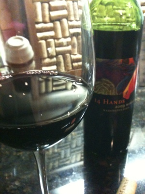 Wino Wendesday: A Merlot I can actually drink!