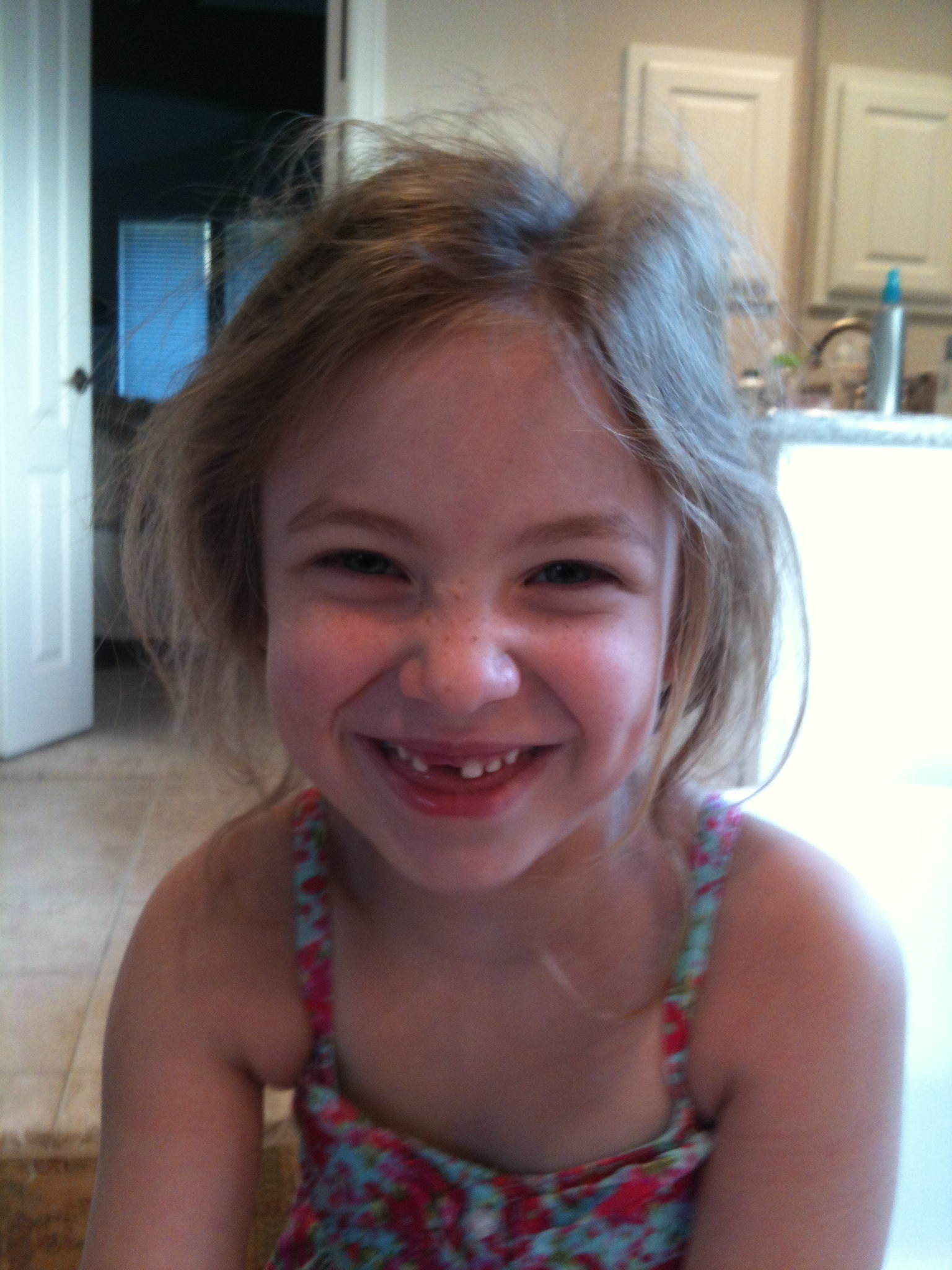 Stream of consciousness: I'm smitten with my daughter