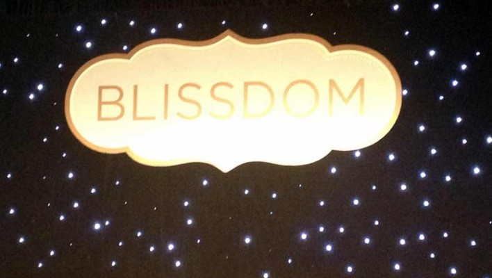 My takeaway from Blissdom wasn't from the sessions