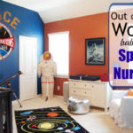 Out of this World Baby Boy Space Nursery