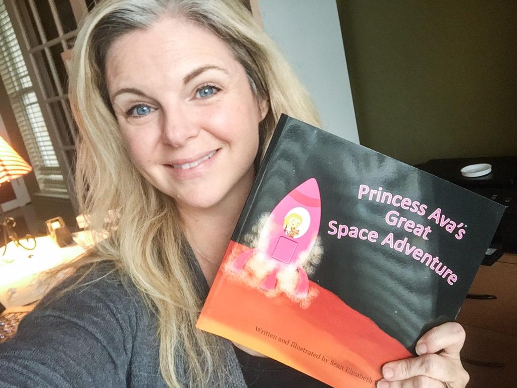 Princess Ava's Great Space Adventure
