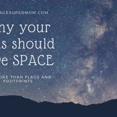 Why Your Kids Should Love Space